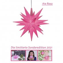 Herrnhuter Sonderedition 2021 rose