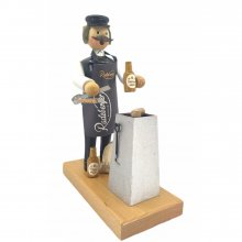 Incense figure Radeberger Grill-Maxe