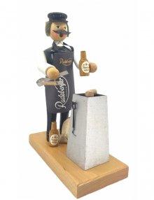 Incense figure Radeberger Grill-Maxe