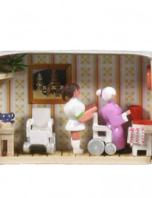 Matchbox geriatric nurse