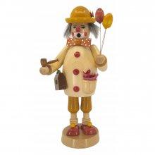 Smoking man clown