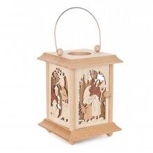 Table lantern gnome