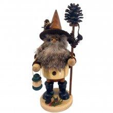 Smoking man Gnome cone collector