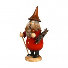 Smoker Wood Gnome Root Dwarf, red