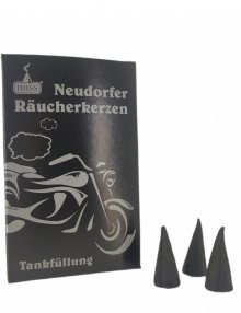 Huss incense cones engine scent