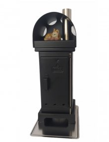 HUSS stove - the decorative one