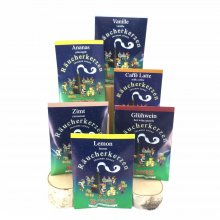 Knox incense cones packets