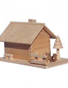 Handicraft set smokehouse