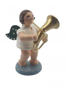Angel with baritone, no crown