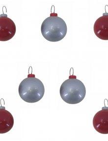 Tree balls 7 pcs.