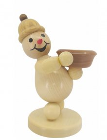 "Snowman Junior ""light holder"" on the right"
