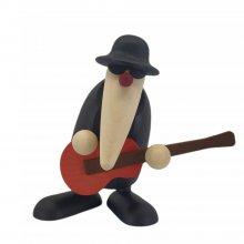 Mr. Loose on guitar