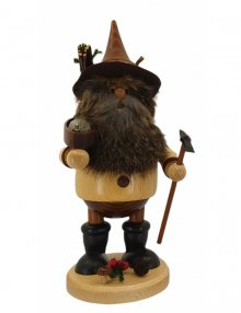 Incense smoker Gnome ore bearer