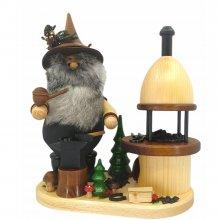 Smoker wood pixie blacksmith