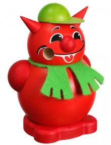 Ball smoking figure Cool-Man Devil