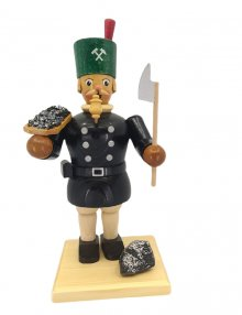 Smoker miner with ore bowl