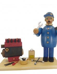 Smoker car locksmith
