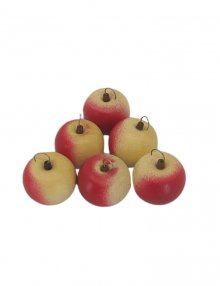 6 apple with hook