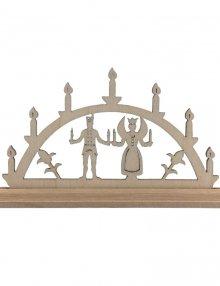 Miniature Light Arch Angel & Miner simple