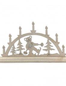 Miniature Light Arch Teddy simple