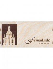 greeting card Frauenkirche Dresden